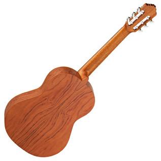Ortega R180-3/4 Classical Guitar, 3/4 Size Solid Cedar Top - back