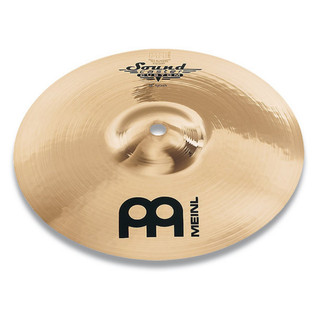 Meinl SC6S-B Soundcaster Custom 6 inch Splash - Brilliant Finish
