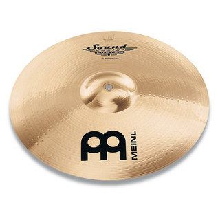 Meinl SC17MC-B Soundcaster Custom 17 inch Medium Crash - Brilliant