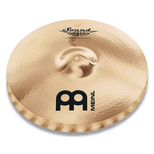 Meinl SC14MSW-B Soundcaster Custom 14 inch Brilliant Med Soundwave Hi-hat