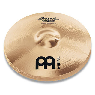 Meinl C14PH-B Soundcaster Custom 14 inch Powerful Hi-hat - Brilliant