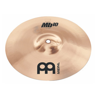 Meinl MB10-10S-B 10 inch Splash - Brilliant Finish