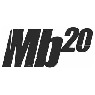 einl MB20-20MHC-B 20 inch Medium Heavy Crash - Brilliant - Demo