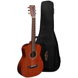 Sigma TM-15 Acoustic Travel Guitar, Mahogany