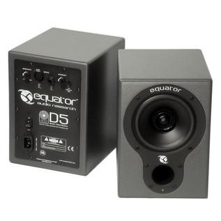 Equator D5 Active Studio Monitors with Internal DSP (Pair)