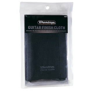 Jim Dunlop Formula 65 Deluxe Guitar Finish Cloth