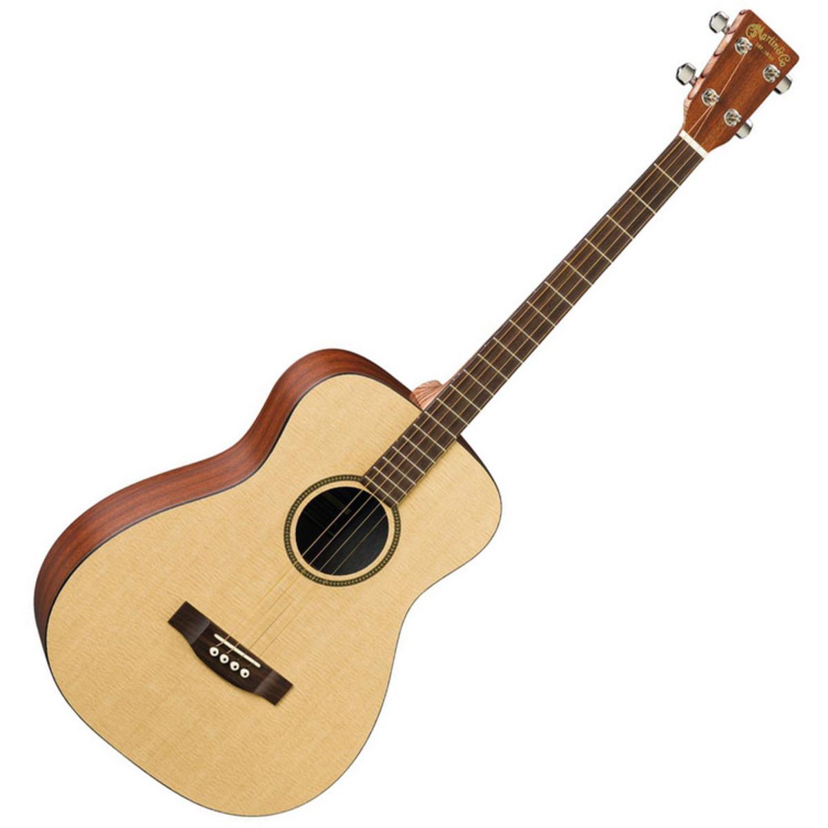 martin lxm little martin tenor guitar inc gig bag at. Black Bedroom Furniture Sets. Home Design Ideas