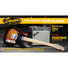 Squier by  Fender Telecaster in Brown Sunburst, im Paket mit 15w Amp