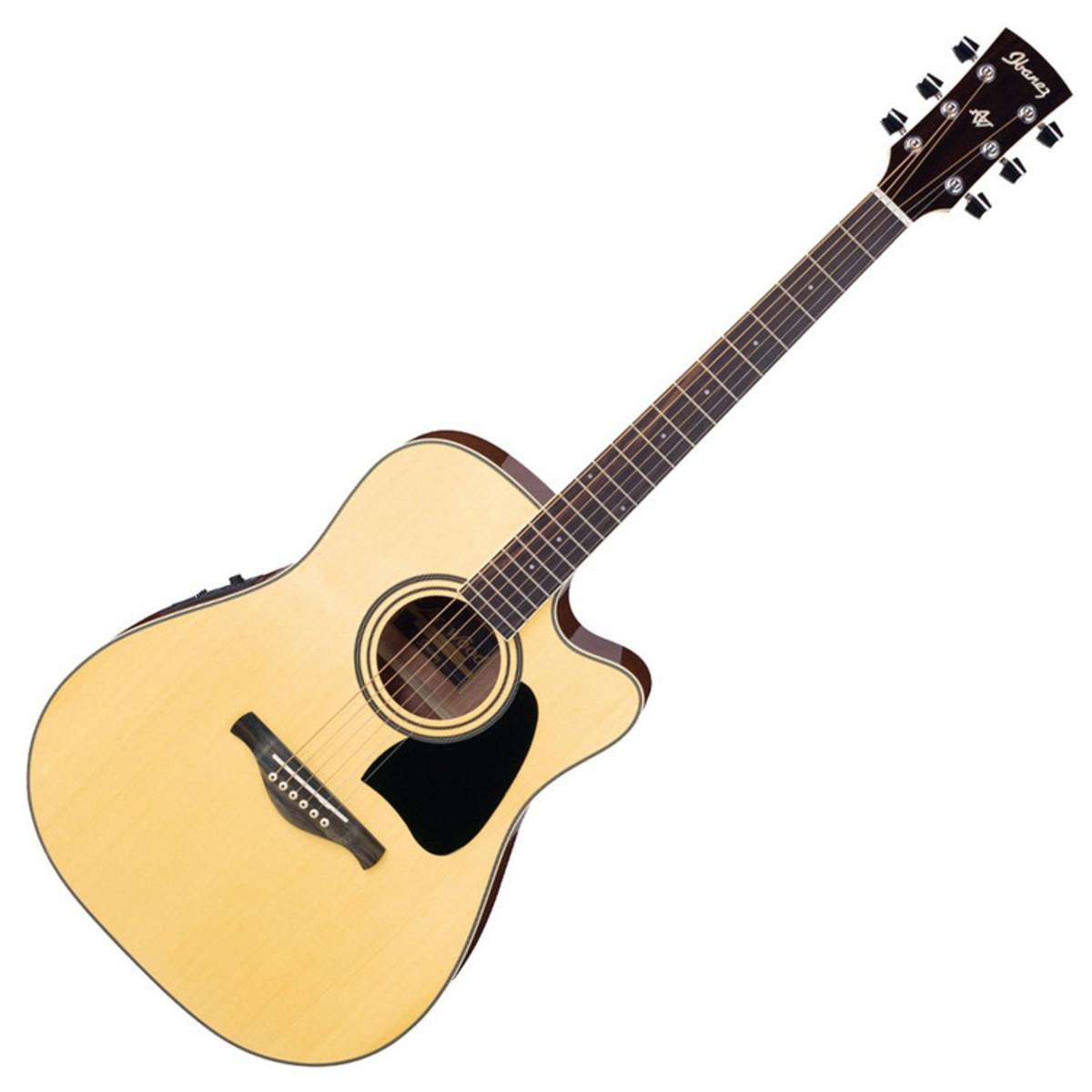 guitare ibanez aw70 electro acoustique artwood naturel. Black Bedroom Furniture Sets. Home Design Ideas