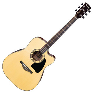 Ibanez AW70 Electro-Acoustic Artwood Guitar, Natural