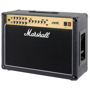 Marshall JVM210C 100W 2-Channel Valve Combo Guitar Amp - left