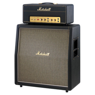 Marshall 2061X Handwired Guitar Tube Amplifier Head - with stack view