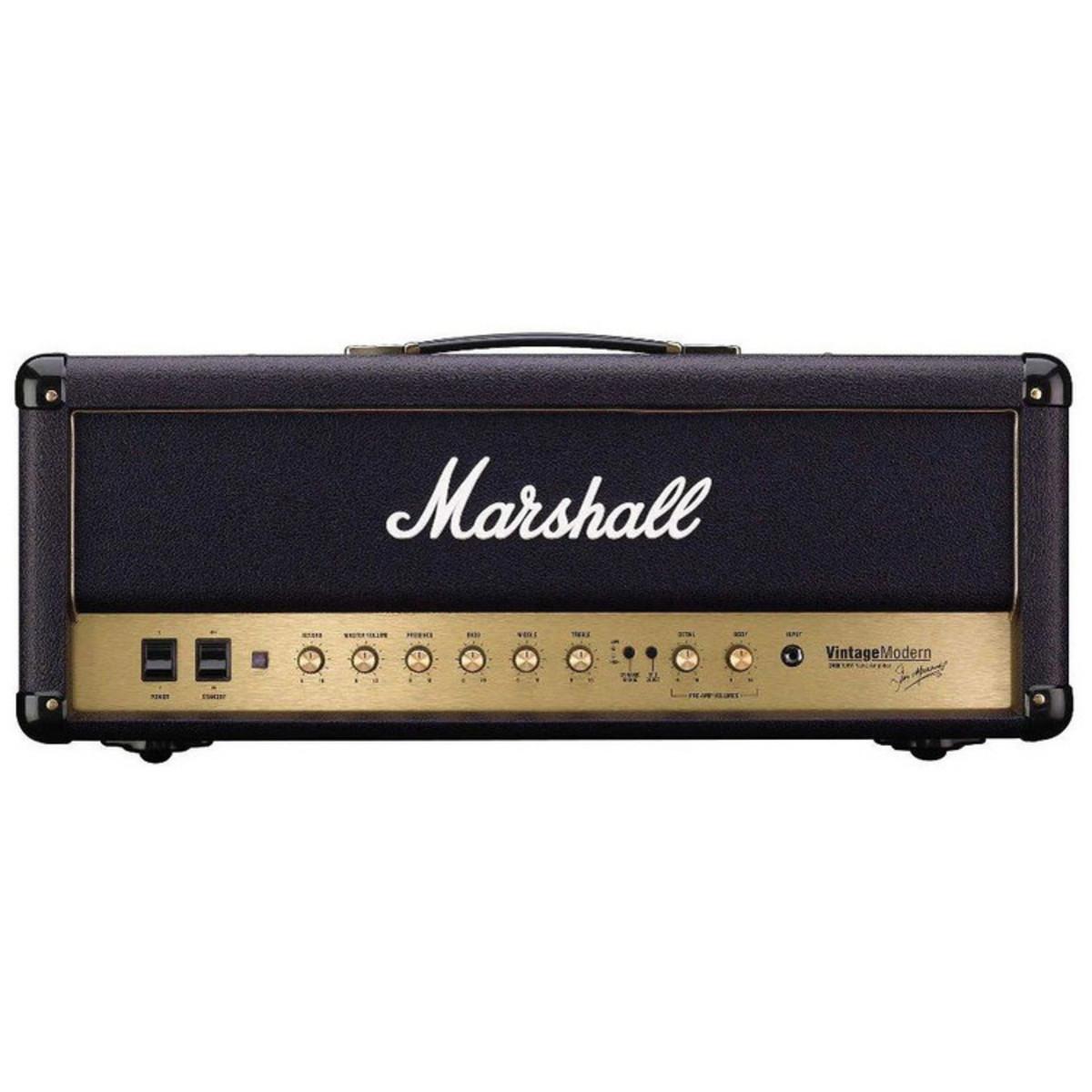 Vintage Amp Head 92