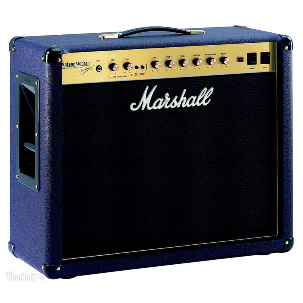 marshall 2266cb vintage modern 50w guitar combo amp at. Black Bedroom Furniture Sets. Home Design Ideas