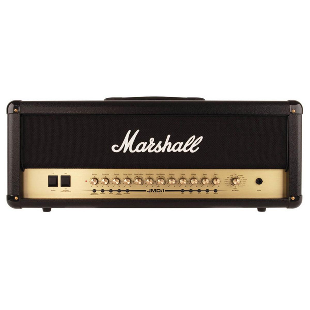 tete d 39 ampli guitare valve disque marshall jmd100 100w. Black Bedroom Furniture Sets. Home Design Ideas