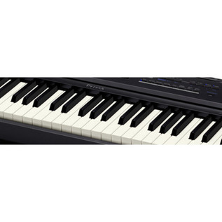 Casio Privia PX-3BK Stage Piano, Black Detail