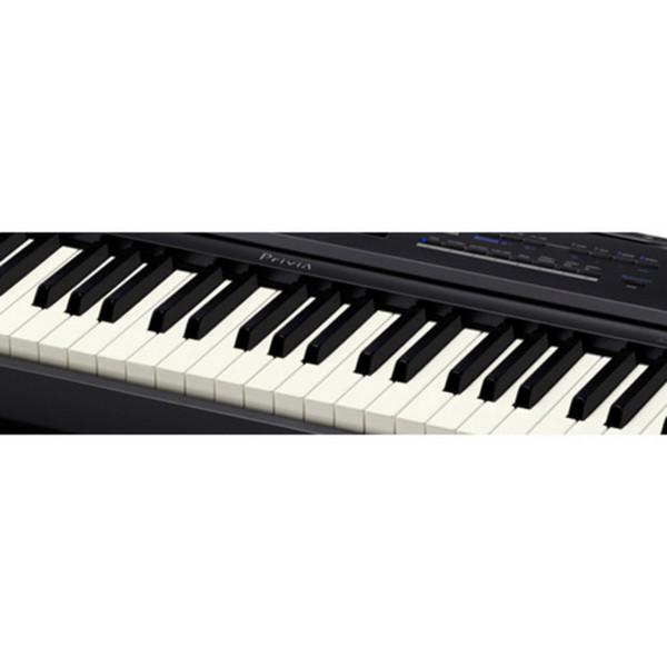 Casio Privia PX-3BK Stage Piano, Black Detail