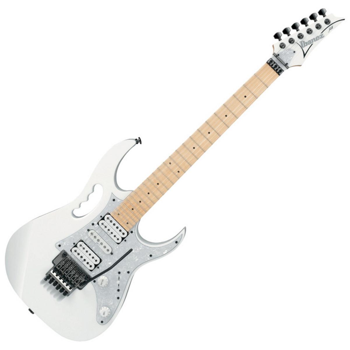 ibanez jem505 steve vai signature electric guitar white at. Black Bedroom Furniture Sets. Home Design Ideas