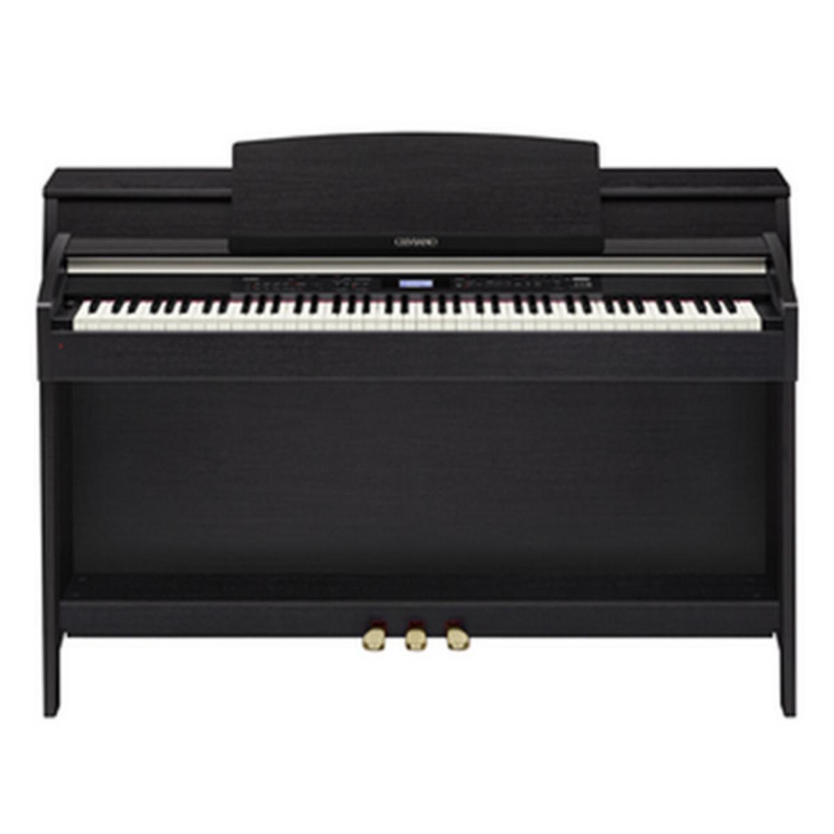 disc casio celviano ap 620 digital piano black at. Black Bedroom Furniture Sets. Home Design Ideas