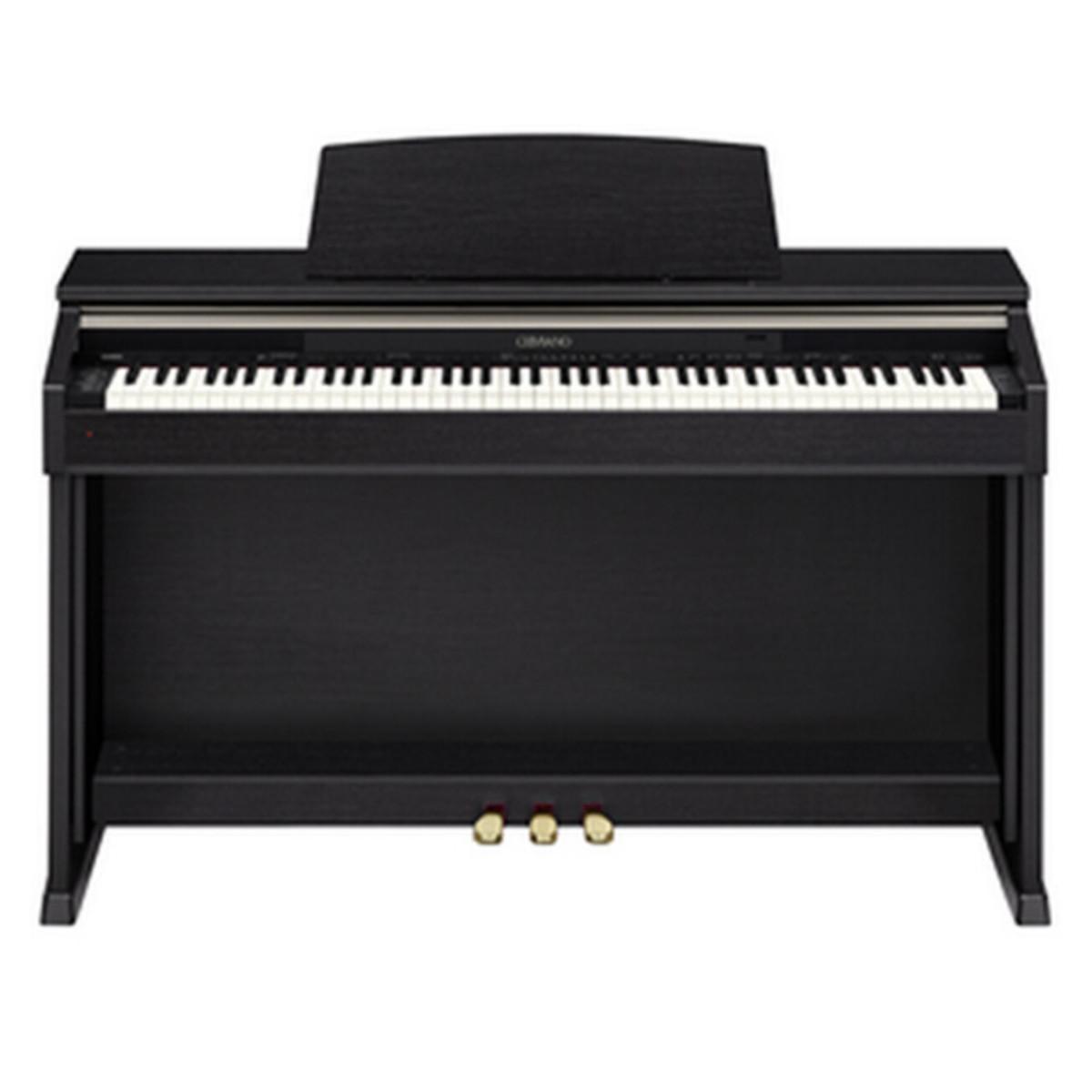 disc casio celviano ap 420 digital piano black at. Black Bedroom Furniture Sets. Home Design Ideas