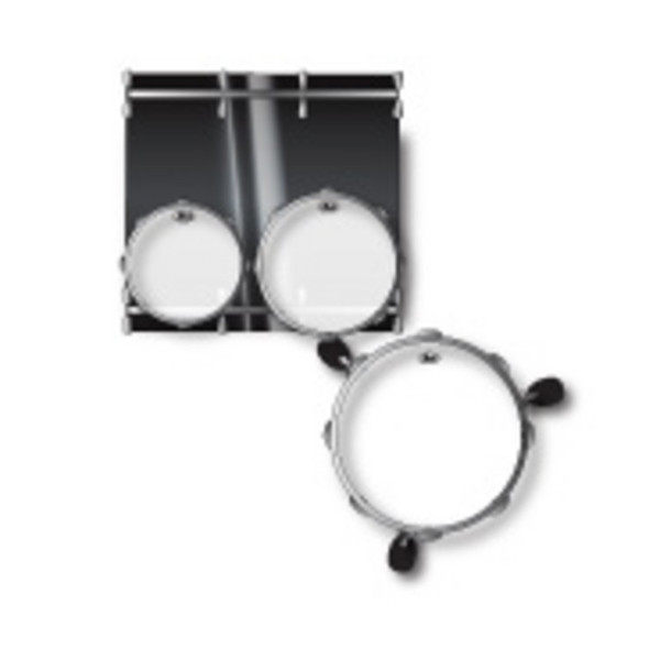 Pearl MCX Masters Custom Fusion Drum Kit