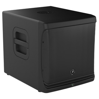 Mackie DLM12S Active PA Subwoofer (3/4 View)