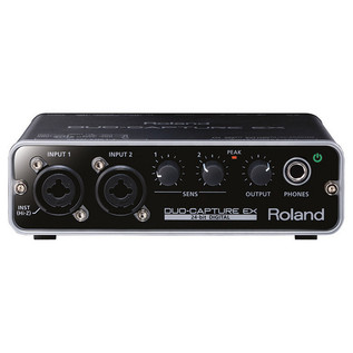 DUO-CAPTURE EX USB Audio Interface (Image 1)