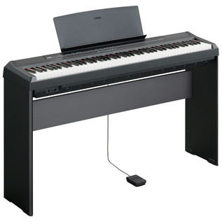 Yamaha P105B Digital Piano - Black (Image 2)