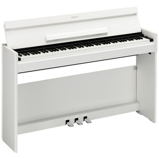 Yamaha Arius YDP-S51WH Digital Piano, White