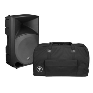 Mackie Thump TH15A Active Speaker with Free Speaker Bag