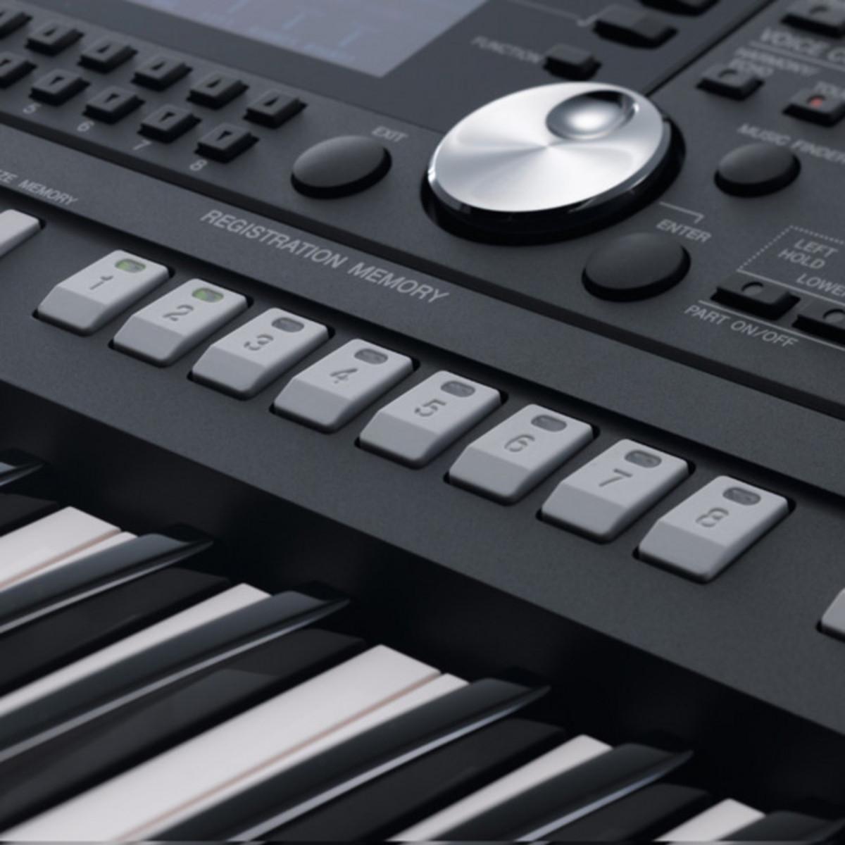 Yamaha keyboards gear4music autos post for Yamaha psr s950 for sale