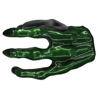 Grip Studios GS-2 Custom Guitar Hanger, Monster Green, Left Hand