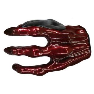 Grip Studios GS-2 Custom Guitar Hanger, Monster Red, Left Hand