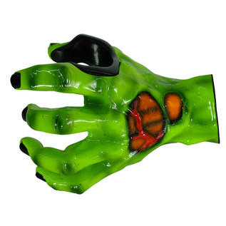 Grip Studios Air Brushed Custom Guitar Hanger, UnDead Fred, Left Hand