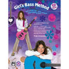 Girl's Bass Guitar Method (Book + CD)