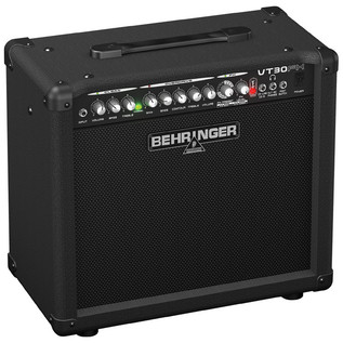 Behringer VT30FX Virtube 30W 2-Channel Guitar Amplifier with FX (Left)