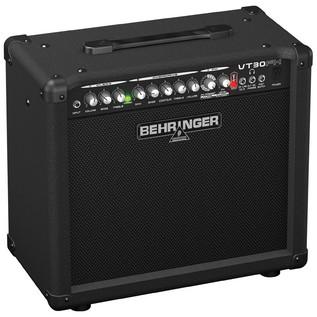 Behringer VT30FX Virtube 30W 2-Channel Guitar Amplifier with FX (Left)