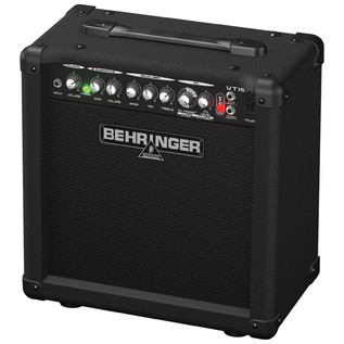 Behringer VT15FX Virtube 15W 2-Channel Guitar Amplifier with FX (Main)