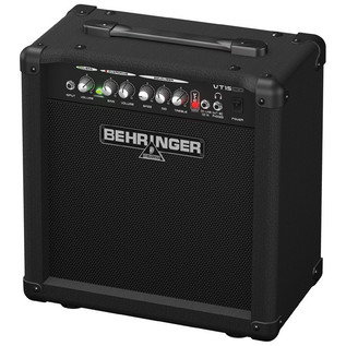 Behringer VT15CD Virtube 15W 2-Channel Guitar Amplifier (Main)