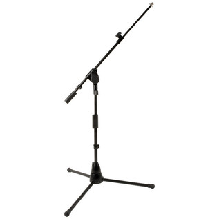 Quiklok A506 Heavy Duty Telescopic Mini Boom Mic Stand