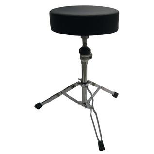 Quiklok DB3V Drum Stool Height Adjustable Chrome Plated