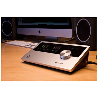 Apogee Quartet USB Audio Interface for Mac (Environment)
