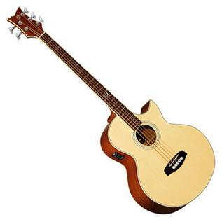 Ortega D1-5LE Deep Series Electro Acoustic Bass, Left Hand, 5-String