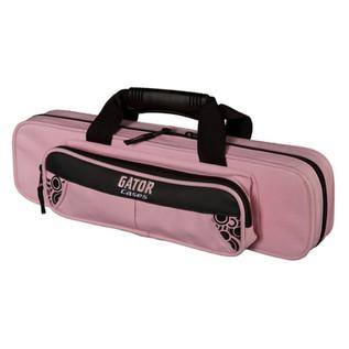 Gator Lightweight Flute Case Pink (Main)