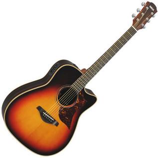 Yamaha A3R Electro Acoustic Guitar, Vintage Sunburst