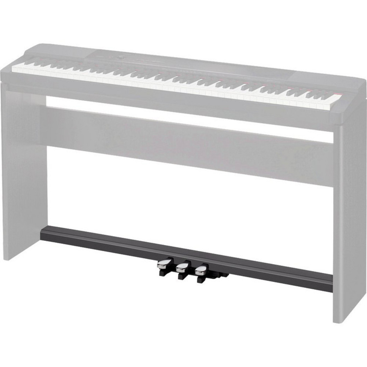 Image of Casio SP-33 Pedal Board for Privia PX-150 & PX-350 Digital Pianos