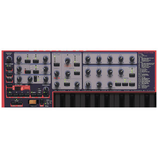 Nord Lead 2X Keyboard