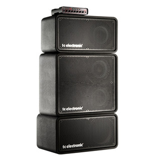 TC Electronic RS410 Bass Speaker Cab, 4 x 10