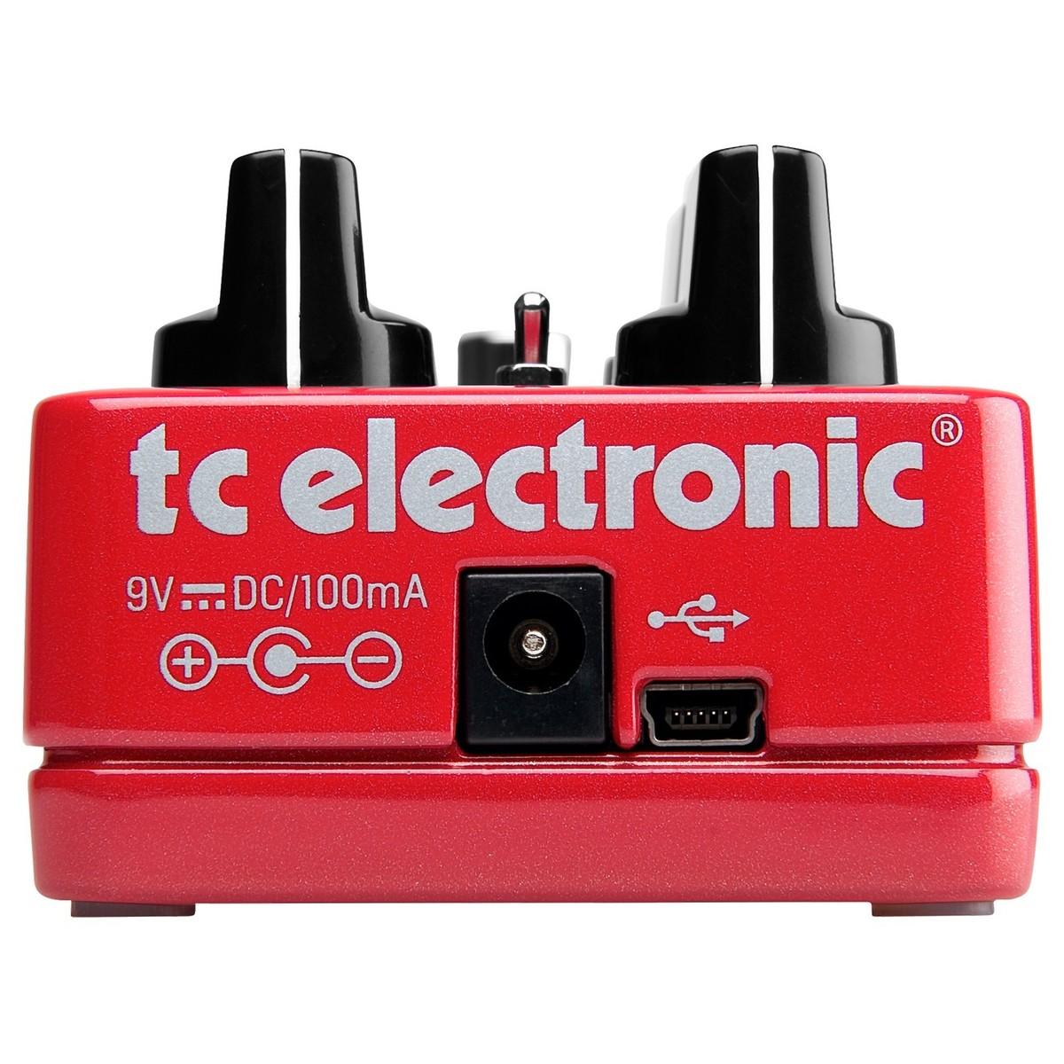Tc Electronic Hall Da Fama Reverb Pedal Na Gear4music Com
