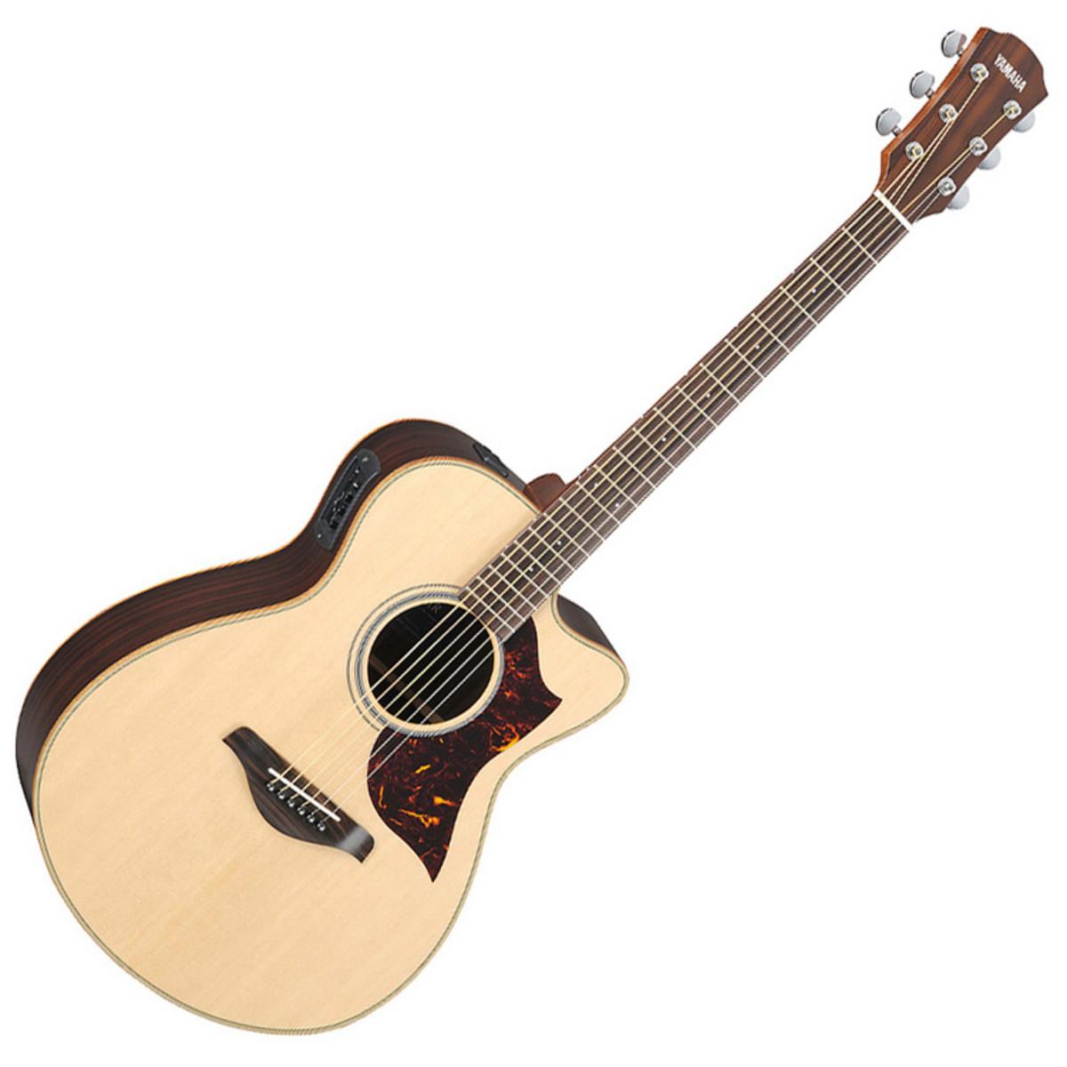 Disc yamaha ac1r electro acoustic guitar hiscox hard for Yamaha reface hard case